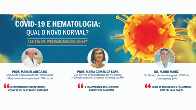 Tratar o doente hemato-oncológico em tempos de pandemia