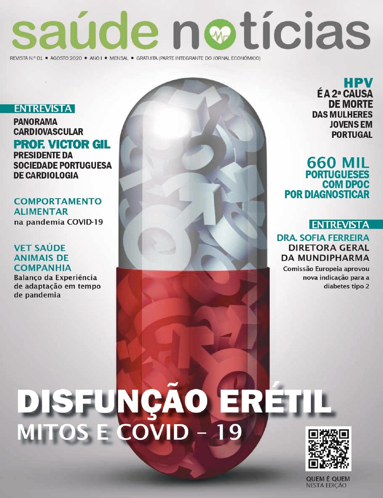 Revista SaúdeNoticias nº. 1