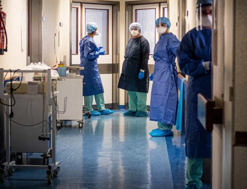 UCIs só terão menos de 200 doentes com Covid no final de março