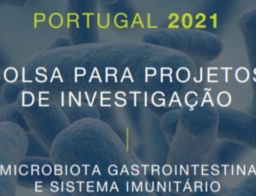 Microbiota: Abertas candidaturas para a bolsa nacional de investigação