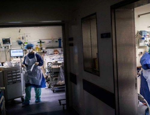 """Hospital de Cascais já não tem camas. """"Nunca vi tantas pessoas morrerem num turno de 12 horas"""""""