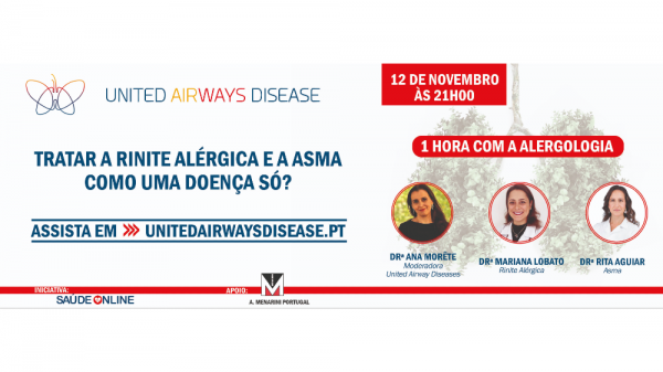 rinite alérgica e asma