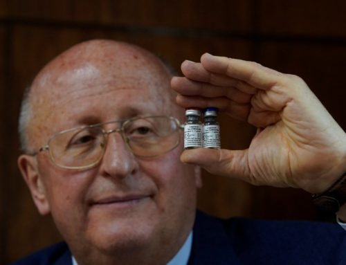 EMA recebeu pedido de aprovação da vacina AstraZeneca