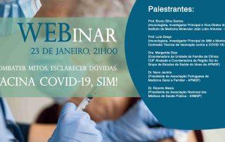 webinar vacina covid-19 APMGF