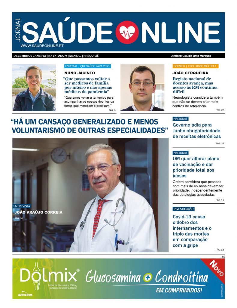 Jornal - Saúde Online