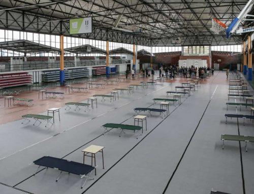 Hospital de campanha em Lisboa continua fechado por falta de profissionais