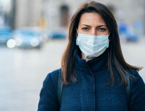 Sociedade de Pneumologia defende máscaras cirúrgicas obrigatórias