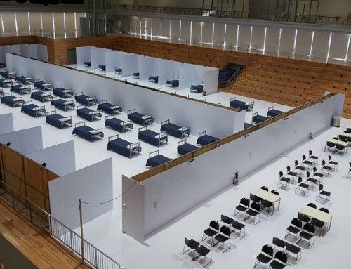 Estrutura de retaguarda de Viana do Castelo fica aberta até março