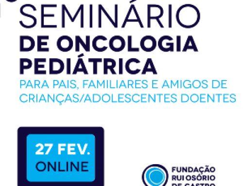 Seminário esclarece dúvidas sobre oncologia pediátrica