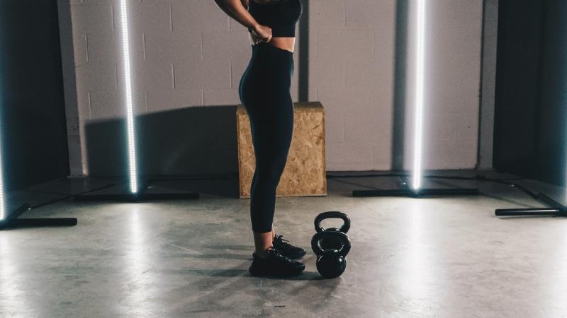 exercício glúteos