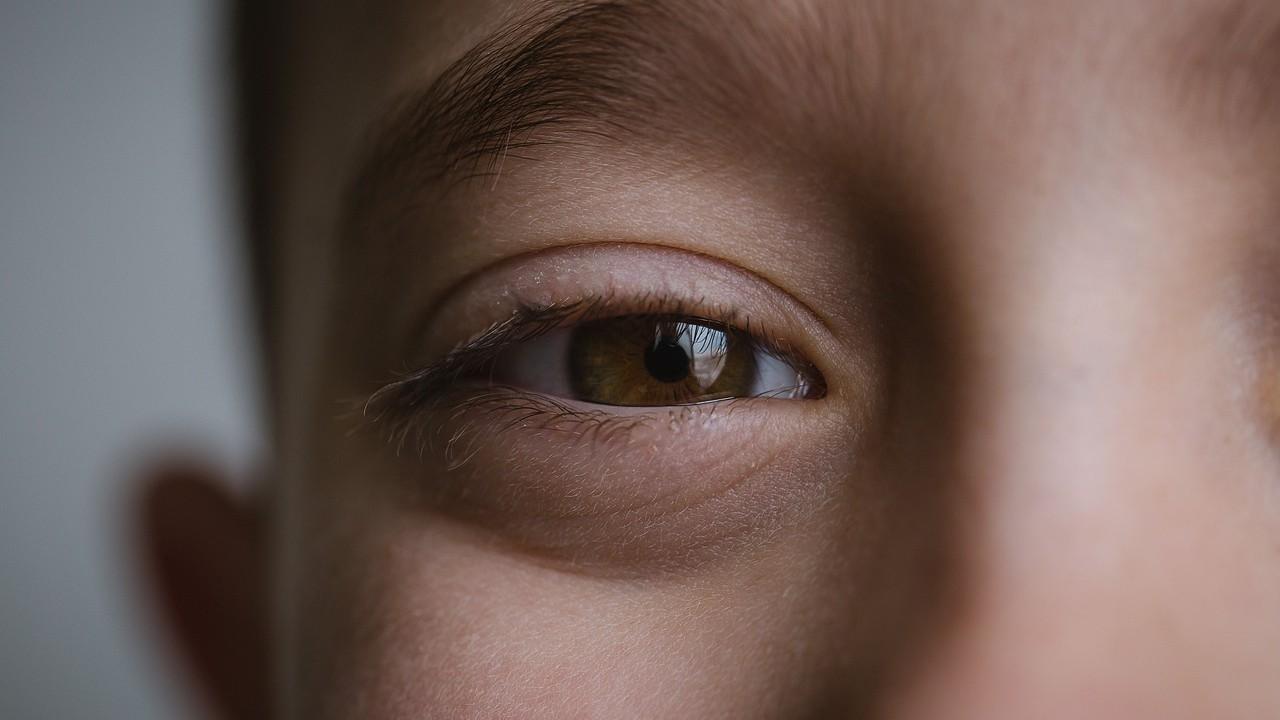 olhos visão