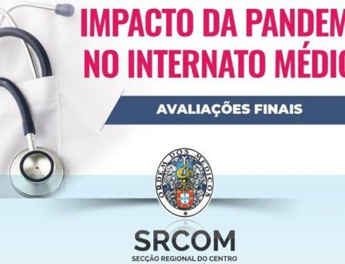 "Conferência ""Impacto da pandemia no Internato Médico"" esta sexta, às 21h"
