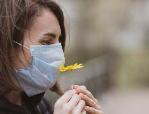 Covid-19: Perda de olfato e paladar pode durar até cinco meses