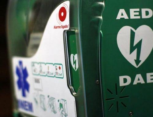 INEM licenciou mais de 500 desfibrilhadores para espaços públicos em 2020