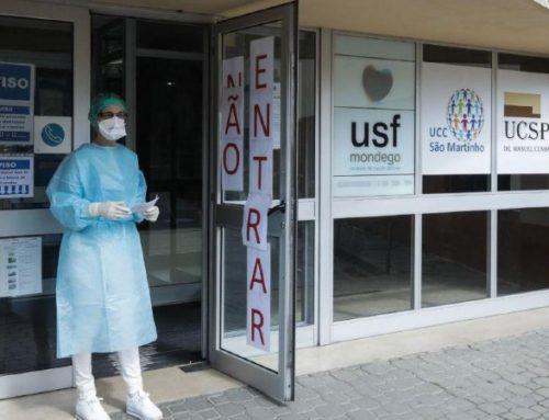 Reportagem. Pandemia põe médicos de família a fazer medicina de prioridades