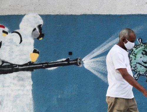 Brasil nova estirpe responsável por 6% dos casos no Rio de Janeiro