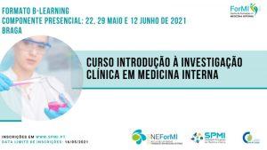 Curso Introdução à Investigação Clínica em Medicina Interna @ Braga